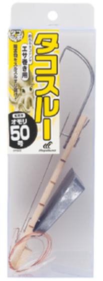 船タコテンヤ ハヤブサ タコスルー エサ巻タイプ 50号  SR500(haya-819462)
