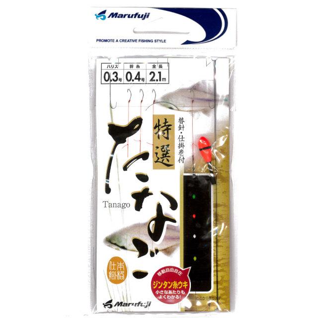 【Cpost】マルフジ 特撰たなご 赤ウキ k-009 (hd-309394)