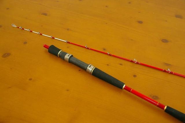 多彩なターゲットに対応 プロマリン/バトルスティック船 180M (30~100号) (hd-245539) ※