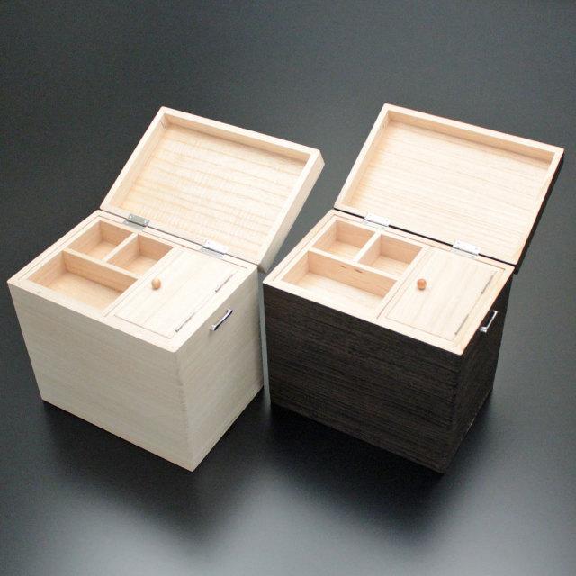ダイシン 国産桐製 タナゴ箱 (50239)