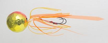 【Cpost】ヤマシタ 鯛歌舞楽 鯛乃玉丸型セット150g 11 ゴールドオレンジケイムラ