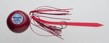 【Cpost】ヤマシタ 鯛歌舞楽 鯛乃玉平型セット150g 14 ホロレッドケイムラ