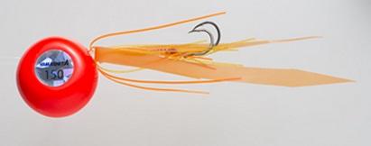 【Cpost】ヤマシタ 鯛歌舞楽 鯛乃玉平型セット150g 16 オレンジケイムラ