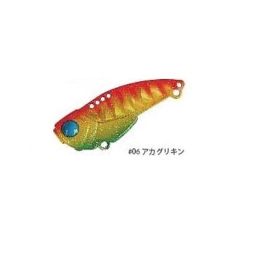 【Cpost】インクスレーベル (INX.LABEL) ゴッツンバイブ 14g #06 アカグリキン