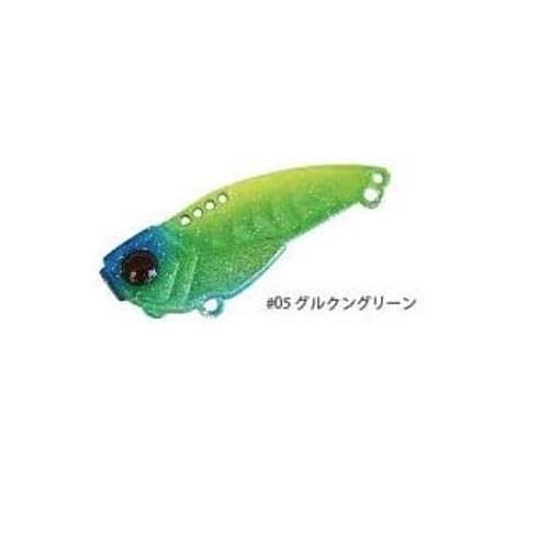 【Cpost】インクスレーベル (INX.LABEL) ゴッツンバイブ 7g #05 グルクングリーン