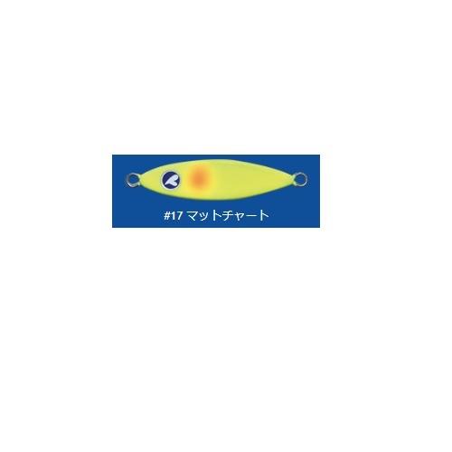 【Cpost】ブルーブルー シーライドミニ 9g #M17マットチャート(blue-512169)
