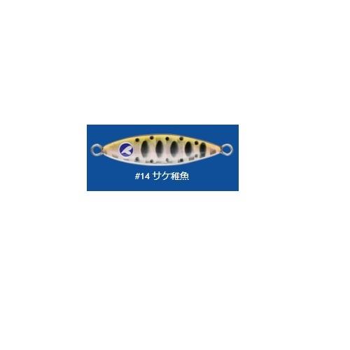 【Cpost】ブルーブルー シーライドミニ 15g #M14サケ稚魚(blue-516624)