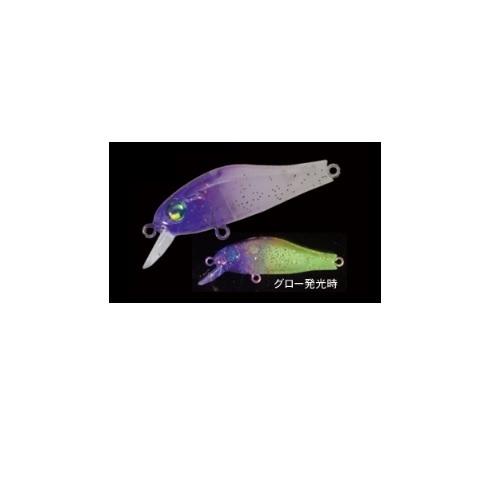 【Cpost】ジップベイツ リッジ 35S L-125 ブルーベリースパークル(zip-382073)
