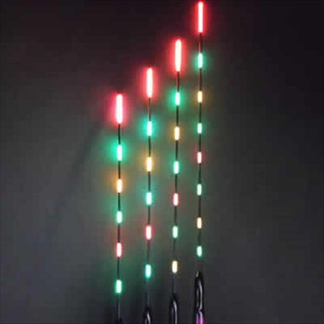電池付き!! ナイター電気うき かや電気ウキ 攻志 3号 (daishin-731855)