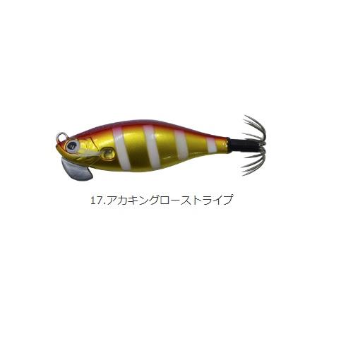 【Cpost】カンジインターナショナル クリックス アンダー2プラス #17アカキングローストライプ(kanji-520940)