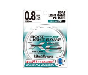 【Cpost】ラインシステム BOAT LIGHT GAME PE X8 0.8号  (line-032749)