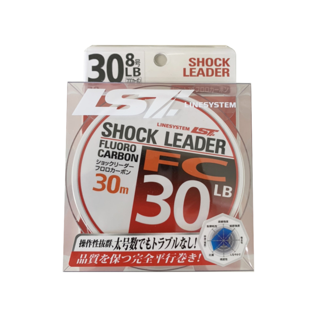 【Cpost】SHOCK LEADER FC 30 30LB(line-033838)