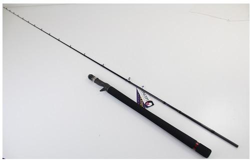 【アウトレット】竿袋なし アルファタックル クレイジータイラバ C69ML 180サイズ
