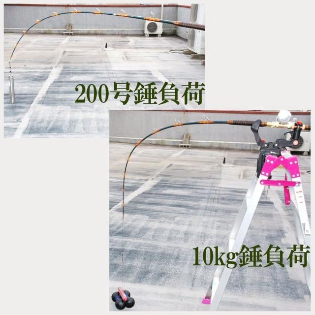 【アウトレット】総糸巻スタンディングロッド GRAND EVO STF170(120~300号) (out-in-950097)
