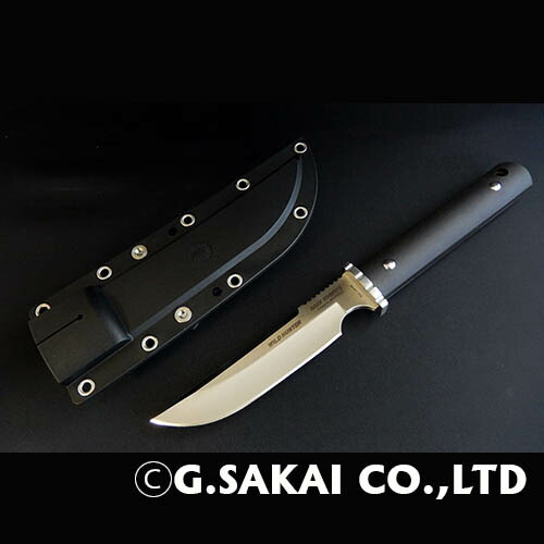 G・サカイ サビナイフ5 ワイルドハンター (sakai-740218)
