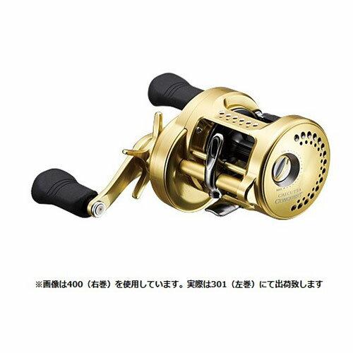 シマノ 15カルカッタ コンクエスト301 左巻 60サイズ(shi-033604)