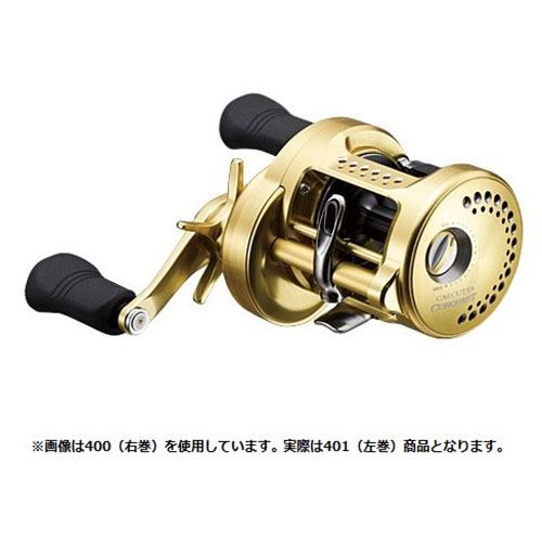 シマノ 15カルカッタ コンクエスト401 左巻 60サイズ(shi-033628)