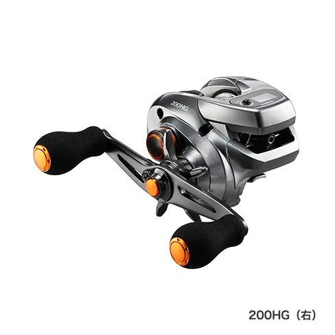 シマノ 17バルケッタ 200HG
