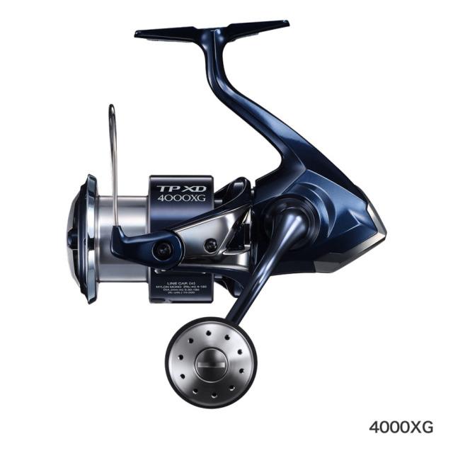 シマノ 21 ツインパワーXD 4000XG(shi-042934)