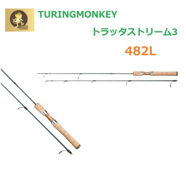 【お取り寄せ品】TURINGMONKEY トラッタストリーム3 482L(shimo-015866)