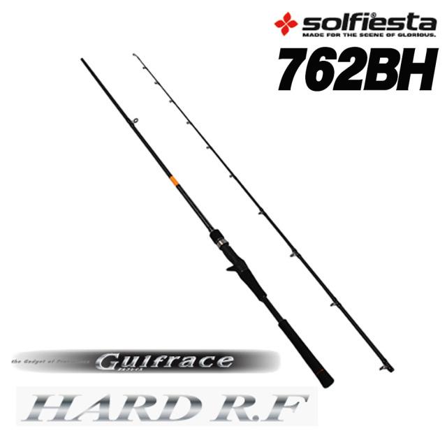 solfiesta GULFRACE HARD R.F 762BH ベイトモデル 180サイズ(solf-027343)