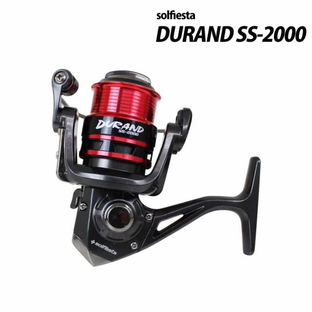 シャロースプールリール DURAND SS-2000 60サイズ(solf-403840)