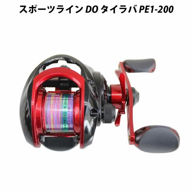 グローブライド (ダイワ)/スポーツライン DO タイラバ PE1-200(spl-283830)