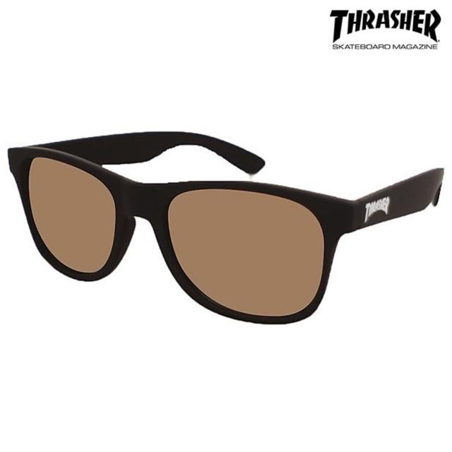 偏光 サングラス THRASHER(スラッシャー) RADICAL(ラディカル) No.1013 ブラウン(thrasher-420294)