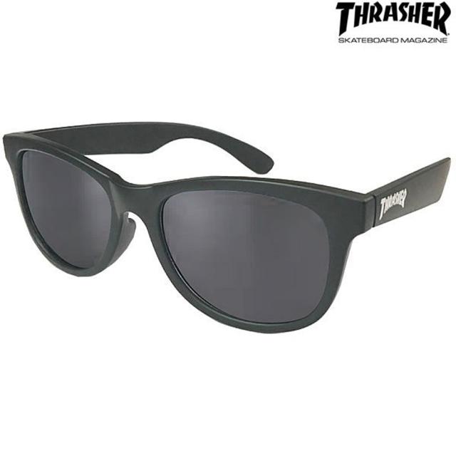 偏光 サングラス THRASHER(スラッシャー) CLARUS(クラルス) No.1018 スモーク(thrasher-420454)
