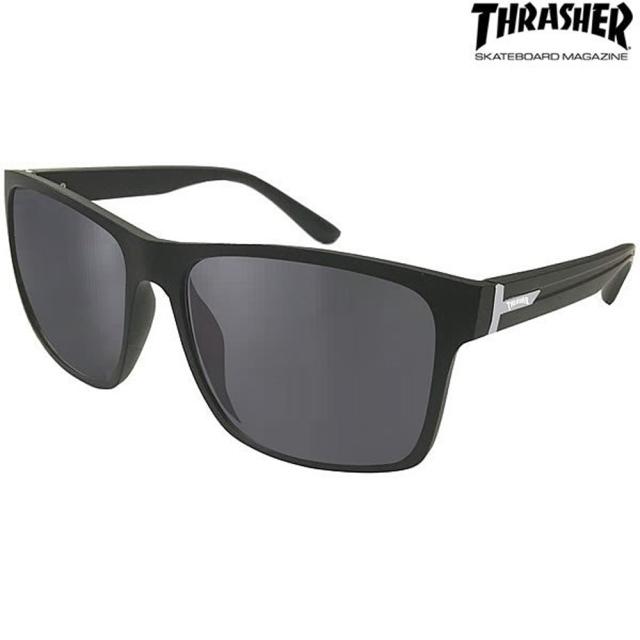 偏光 サングラス THRASHER(スラッシャー) GAIL(ゲイル) No.1023 スモーク(thrasher-421376)