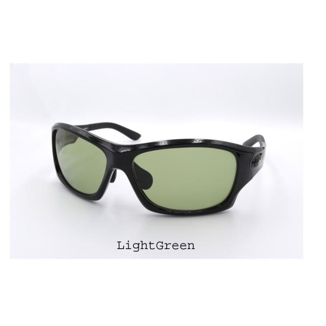 TORHINO(トライノ) duma(ドゥーマ) ブラック/ライトグリーン(torh-790089) サングラス 偏光