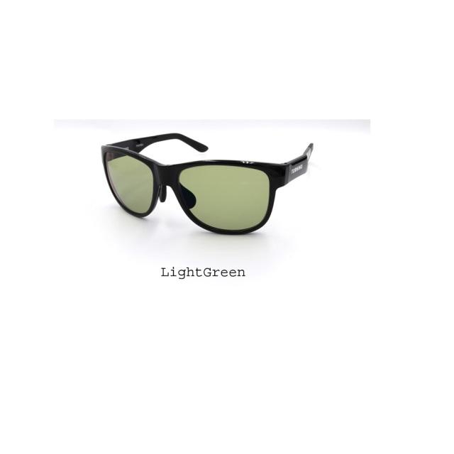 TORHINO(トライノ) MAMBA ブラック/ライトグリーン(torh-790157) サングラス 偏光