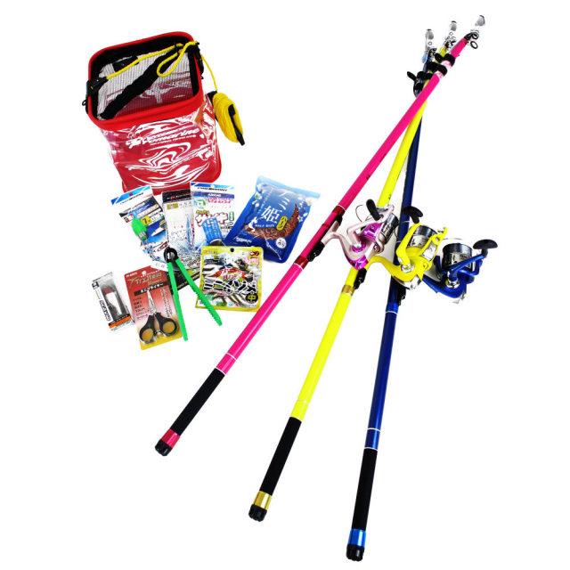 釣り場に直行 海釣り何でもセット(turiset-01)