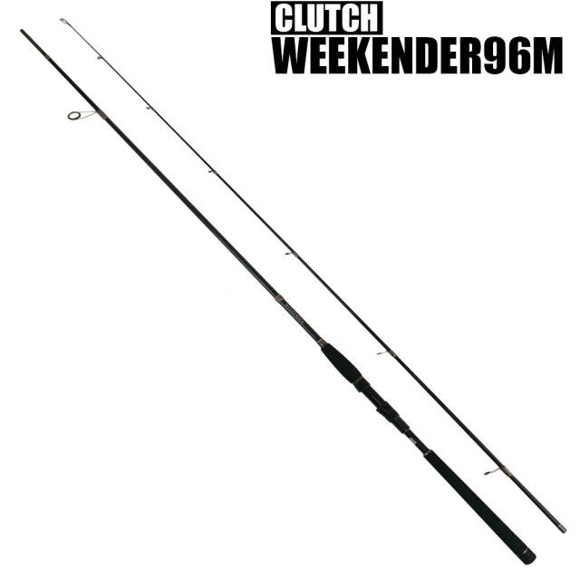 ●シーバスロッド CLUTCH WEEKENDER ウィークエンダー 96M [um-974828]