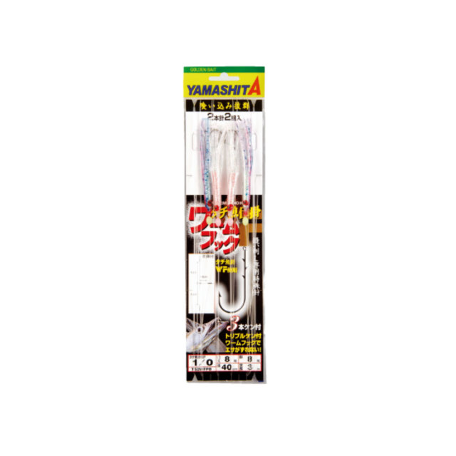 【Cpost】ヤマシタ タチウオ仕掛 TS2WFPB(yamaria-367362)