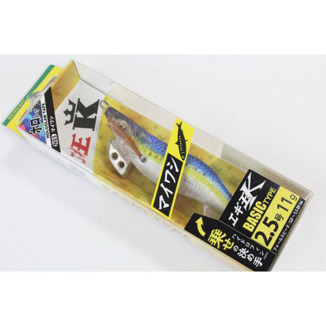 【Cpost】ヤマシタ エギ王 K HF 2.5号 N03 MI(yamaria-560909)