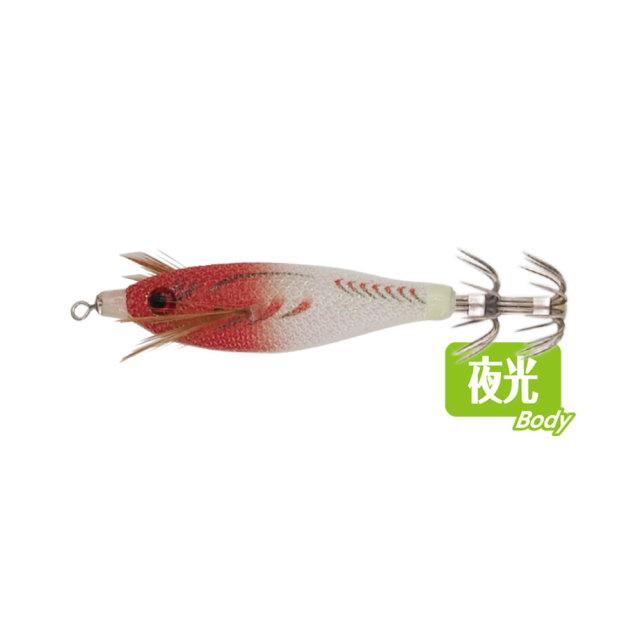 【Cpost】ヤマシタ 水平ドロッパー 70 F/赤白 7cm(yamaria-594102)