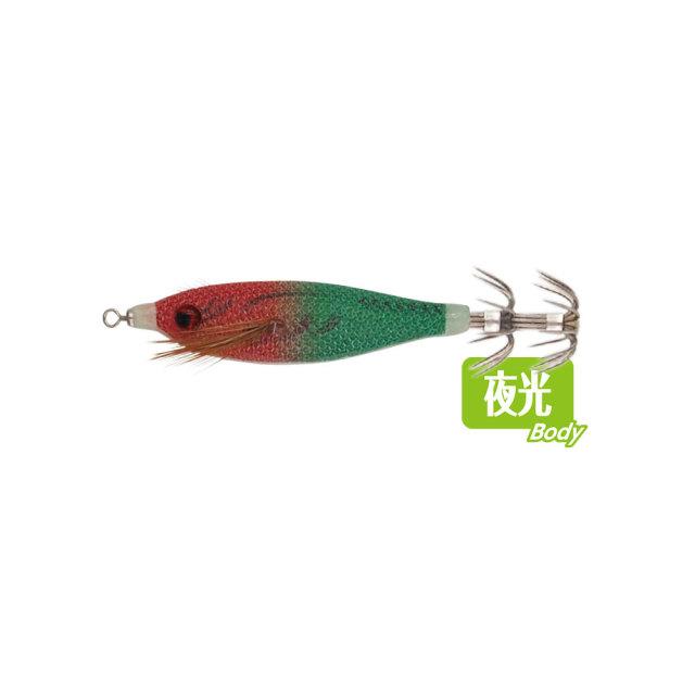 【Cpost】ヤマシタ 水平ドロッパー 70 F/赤緑 7cm(yamaria-594119)