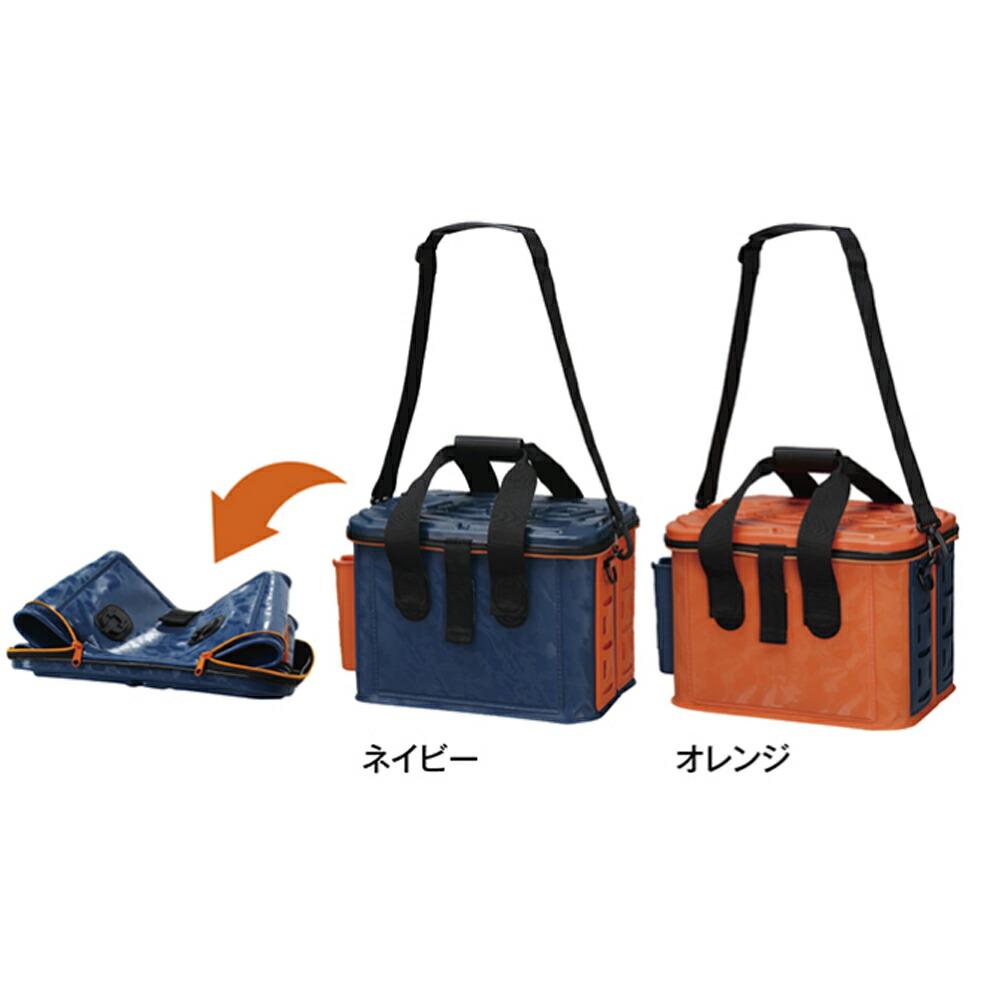 VICEO たためるシャキッと!バッカン 36cm(vc-21636)
