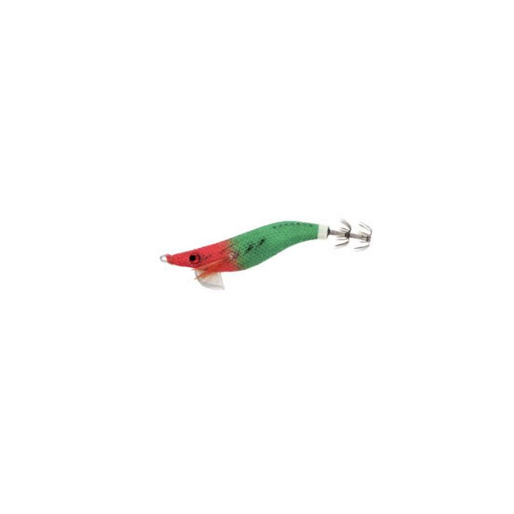 【Cpost】ヤマシタ 餌木ドロッパー 2.2 F/赤緑(yamaria-604474)