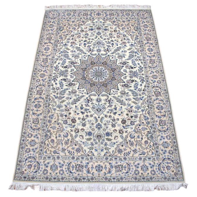 ペルシャ絨毯ナイン・ハビビアン 237×151cm(FL-72-6)