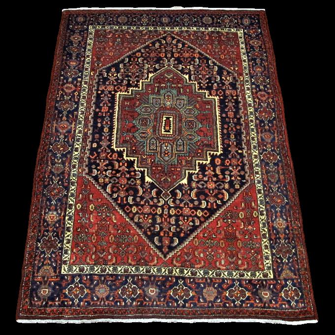 ペルシャ絨毯・ゴルトク 196×132cm(FL-4029)
