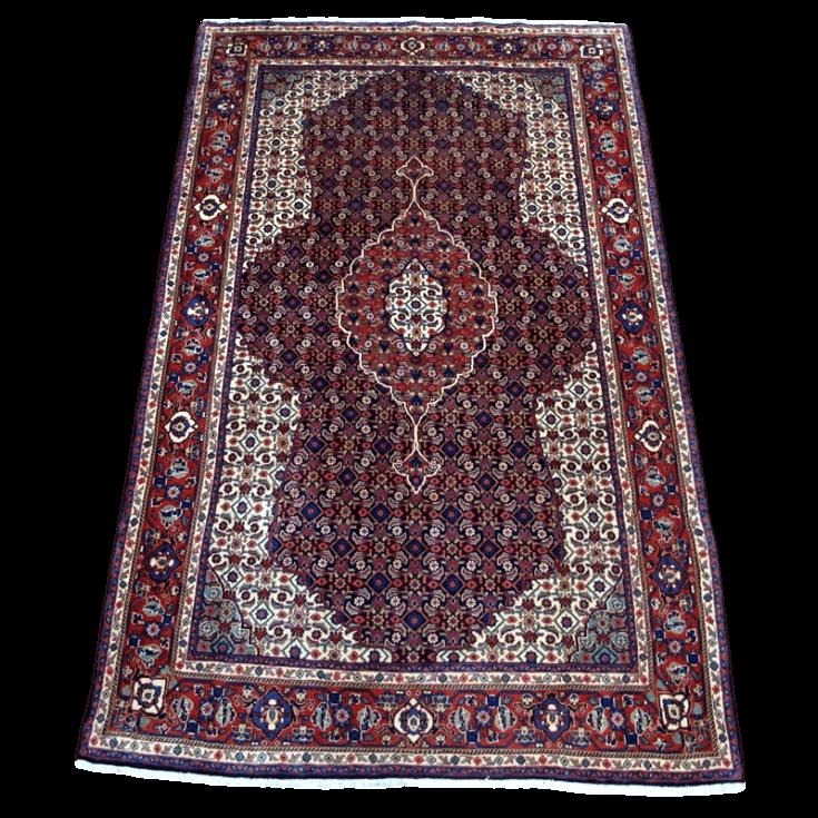 ペルシャ絨毯・サルーク 215×137cm(FL-4034)