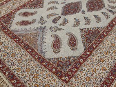 ペルシャ更紗(ガラムカール)ソファーカバー・ベッドカバーサイズ