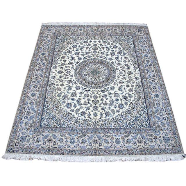 【キャンペーン割】ペルシャ絨毯ナイン・ハビビアン 244×200cm(FL-288-6)