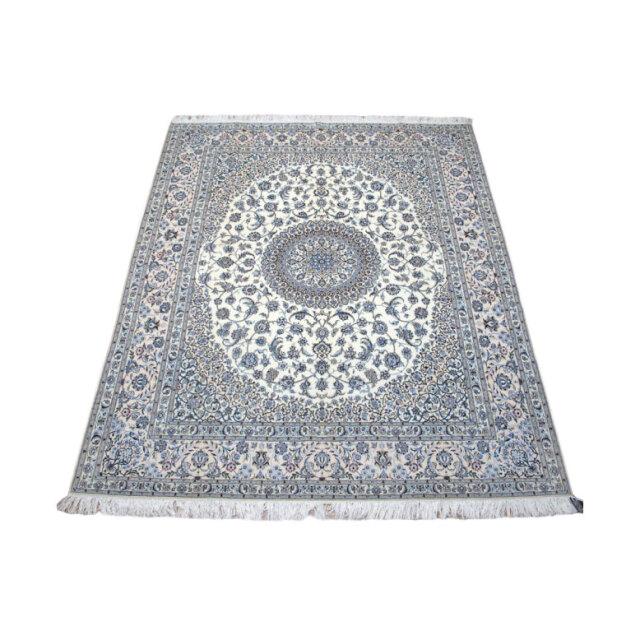 【キャンペーン割】ペルシャ絨毯ナイン・ハビビアン 246×203cm(FL-290-6)