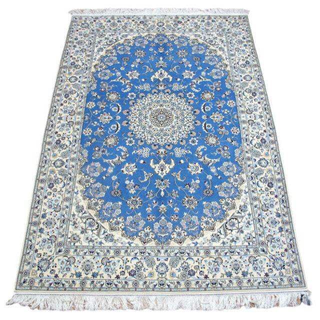 【キャンペーン割】ペルシャ絨毯ナイン・ハビビアン 235×155cm(FL-347-6)