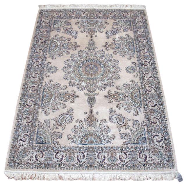 【キャンペーン割】ペルシャ絨毯ナイン・シルク・ハビビアン 247×167cm(FL-418-6)