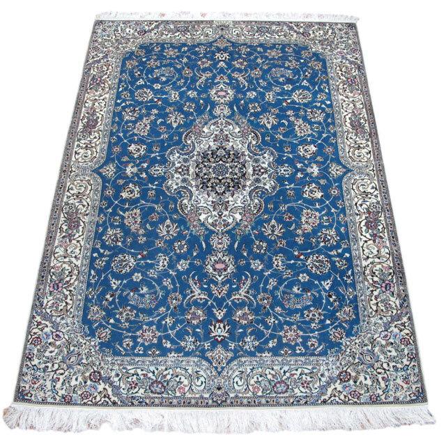 【キャンペーン割】ペルシャ絨毯ナイン・ハビビアン 231×162cm(FL-422-6)