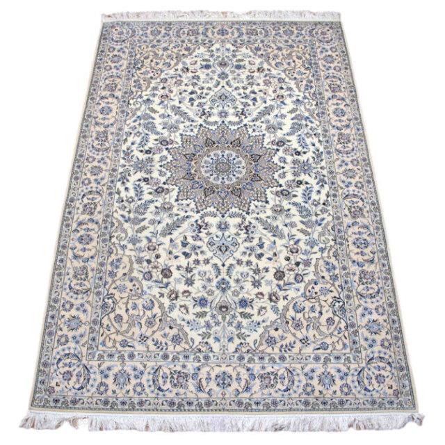 【キャンペーン割】ペルシャ絨毯ナイン・ハビビアン 237×151cm(FL-72-6)